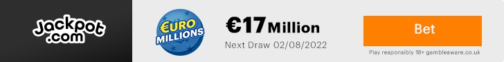 Lotto Ticketmaster | Play EuroMillions | Play the World's MEGA Lotteries online